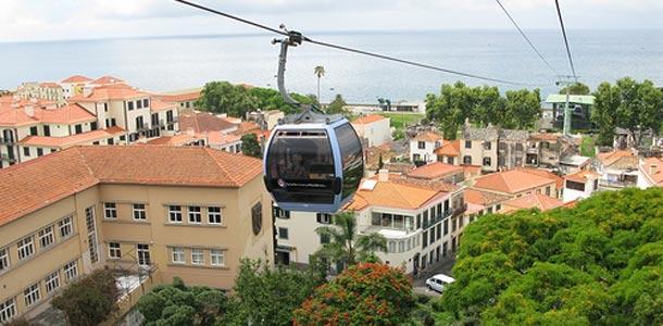 Funchal on Madeiran pääkaupunki