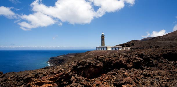 Orchilla-majakka El Hierron saarella