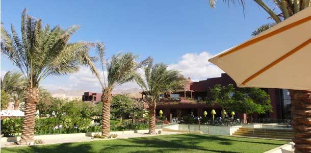 Hotellin ranta Aqabassa
