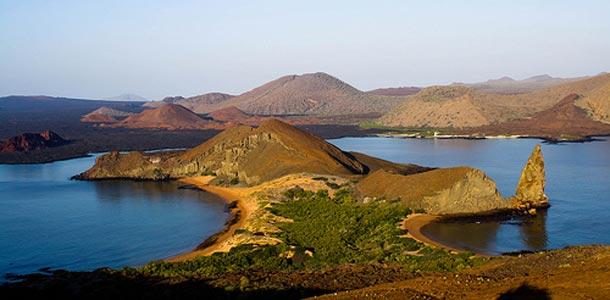 Galapagossaarien upeaa luontoa