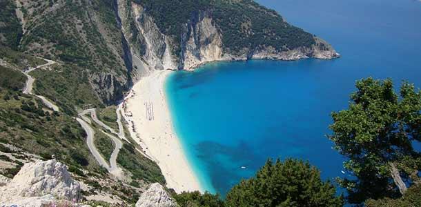 Kreikan saarilta löytyy rantaparatiiseja