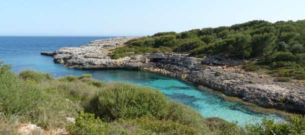 Tee retki Palma Novasta Mallorcan rauhallisemmille alueille
