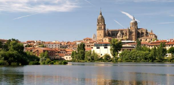 Espanjan historialliset opiskelijakaupungit