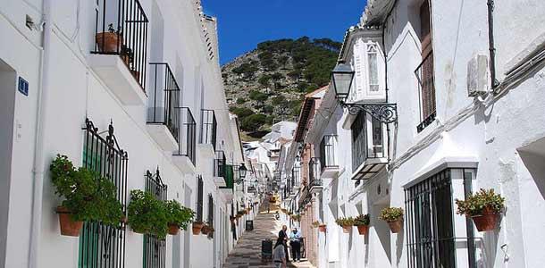 Costa del Solin valkoiset kylät