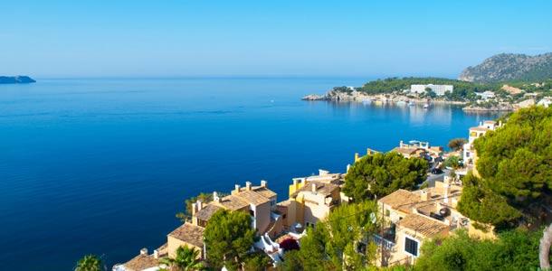 Palman rannikko Mallorcalla