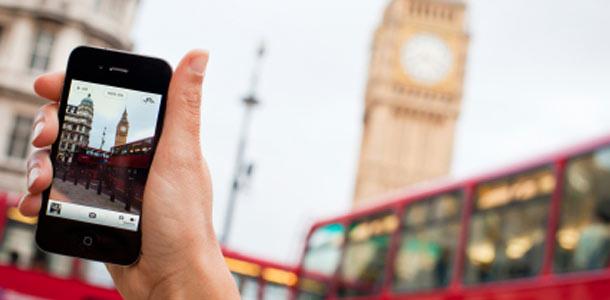 Big Ben ja iPhone