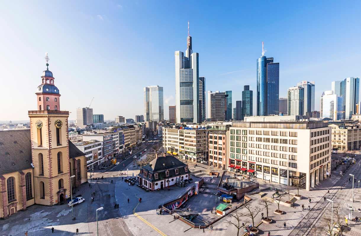 Frankfurt, Saksa