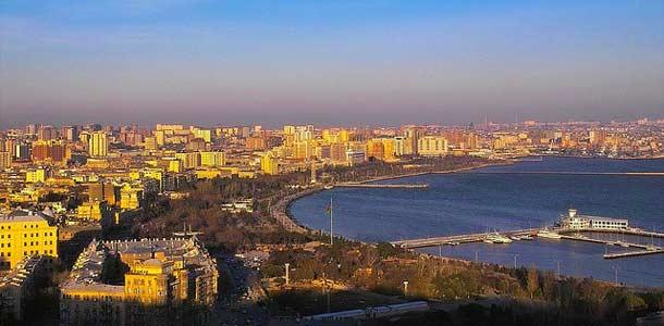 Matkailijat innostuivat Azerbaidzhanista