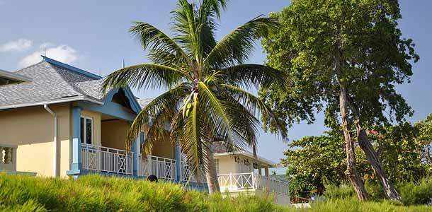 Majoitus Jamaikalla