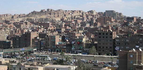 Kairo on miljoonakaupunki