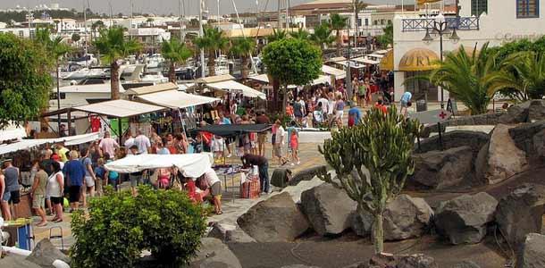 Lennot, majoitus ja liikkuminen Playa Blancassa