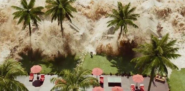 Thaimaan tsunamista tehtiin elokuva
