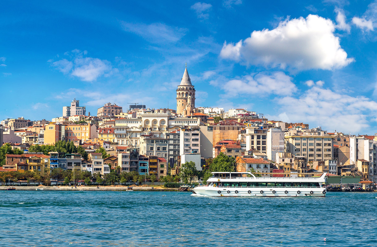 Turkin kaupunkikohteet