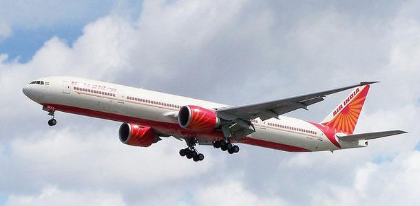 Air Indian lentokone