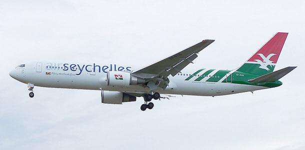 Air Seychellesin lentokone