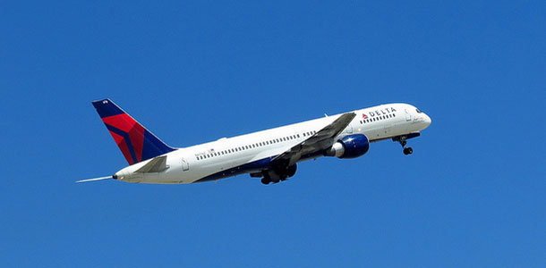 Deltan lentokone