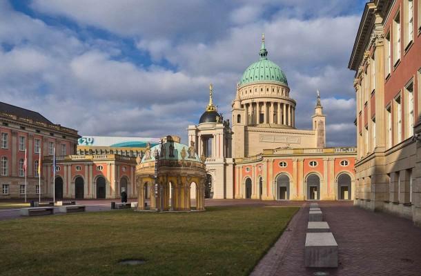 Potsdamin palatsit