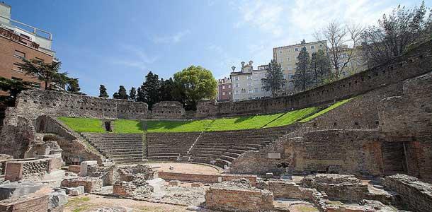 Roomalainen amfiteatteri Triestessä