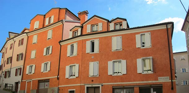 Triesten arkkitehtuuria