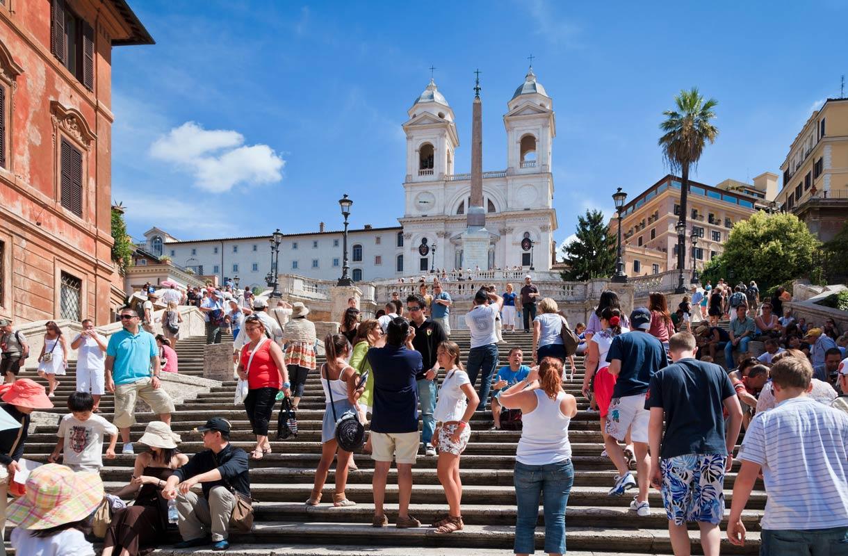 Piazza di Spagna Roomassa