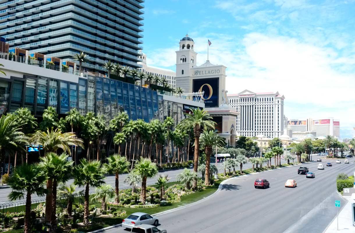 The Strip Las Vegasissa