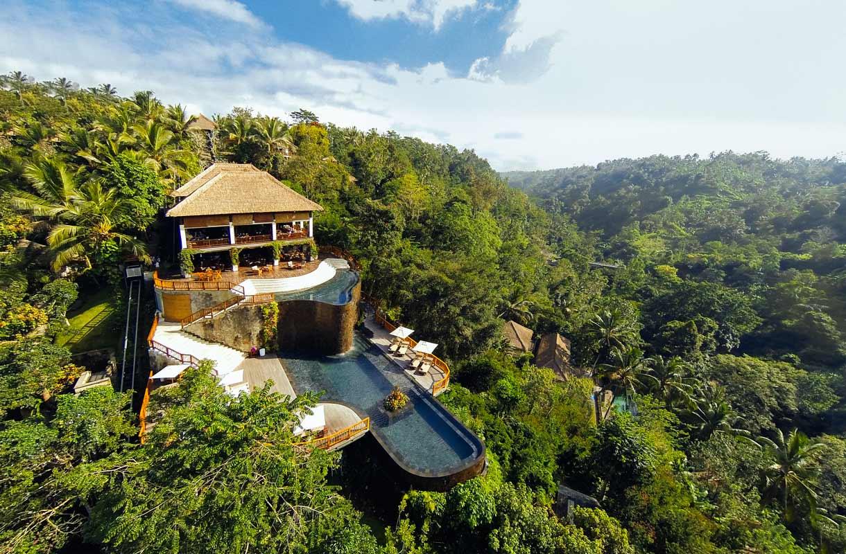 Balin Hanging Gardens -hotelli