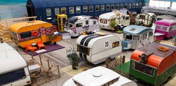 Basecamp-hostelli Saksan Bonnissa