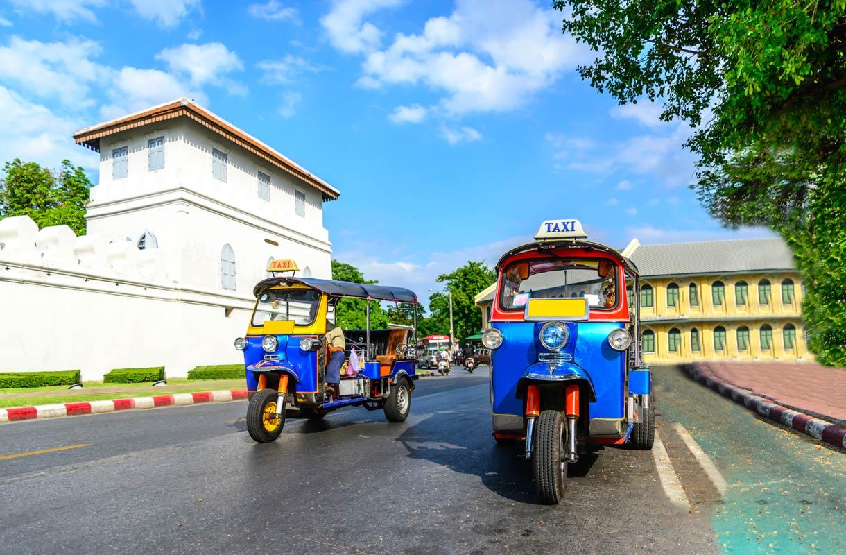Bangkokin parhaat ostospaikat