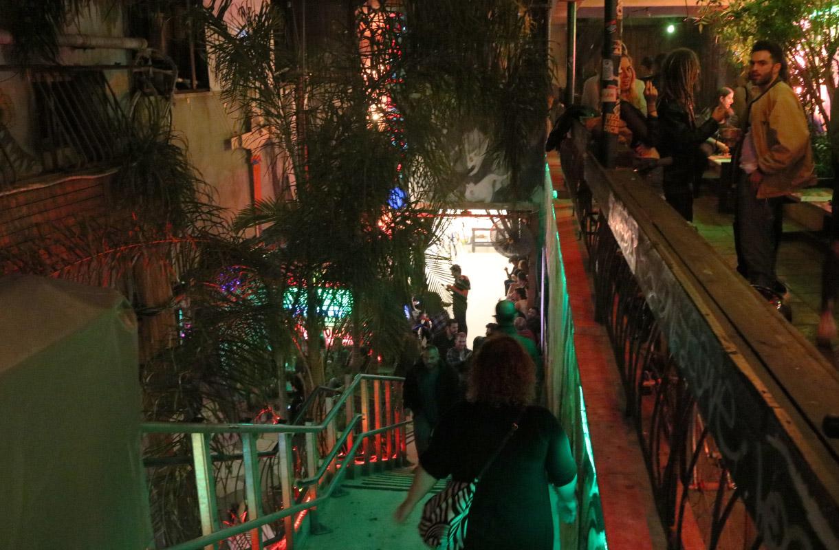Tel Avivin yöelämä