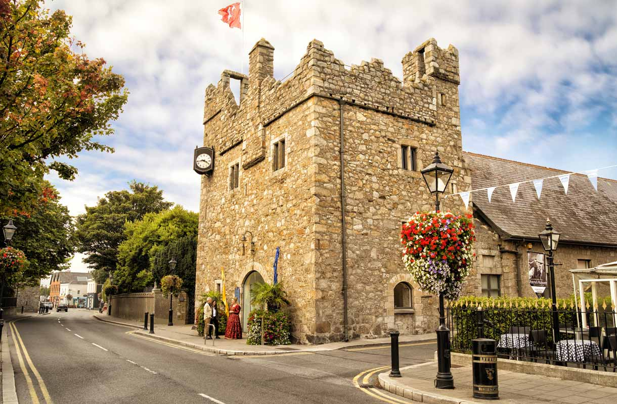 Dalkey Castle Dublinissa