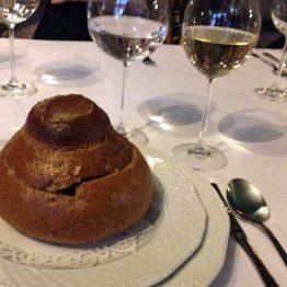 Puolalainen leipäkeitto