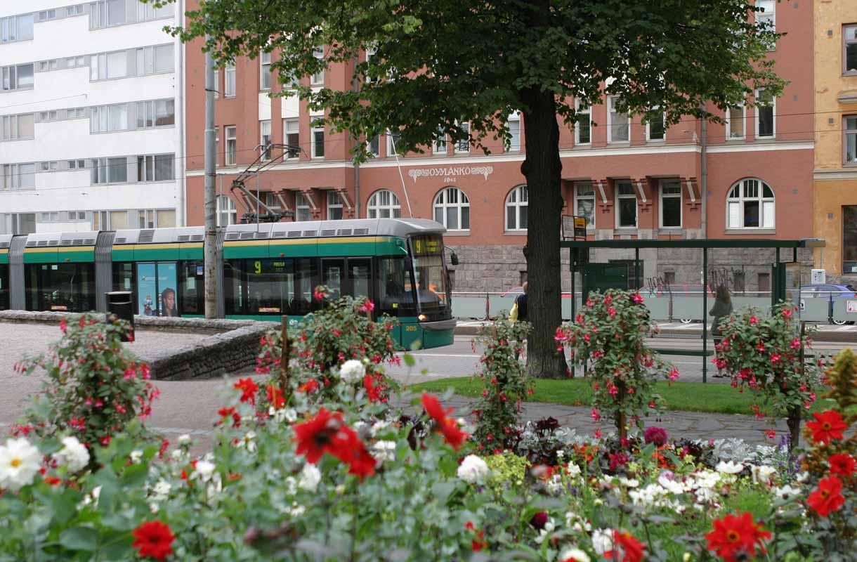 Ratikka on Helsingin tunnelmallisin kulkupeli.