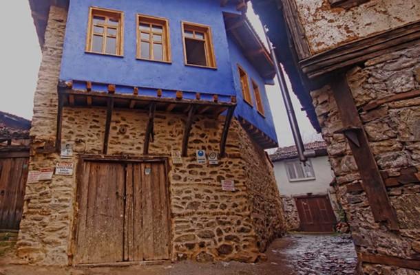 Bursan Cumalikizik, Turkki