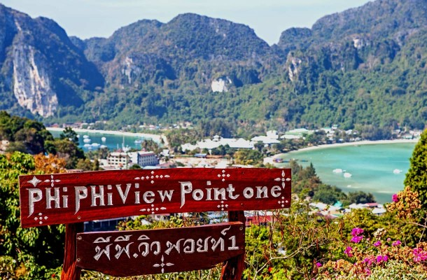 Phi Phi, Thaimaa