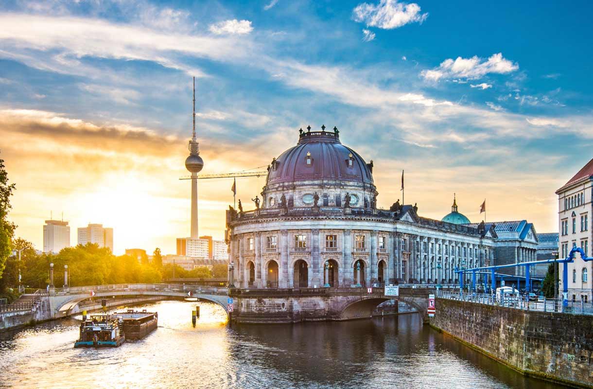 Saksa, Berliini