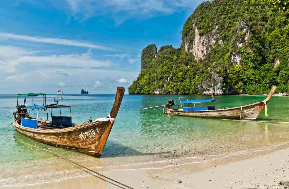 Thaimaa, Krabi