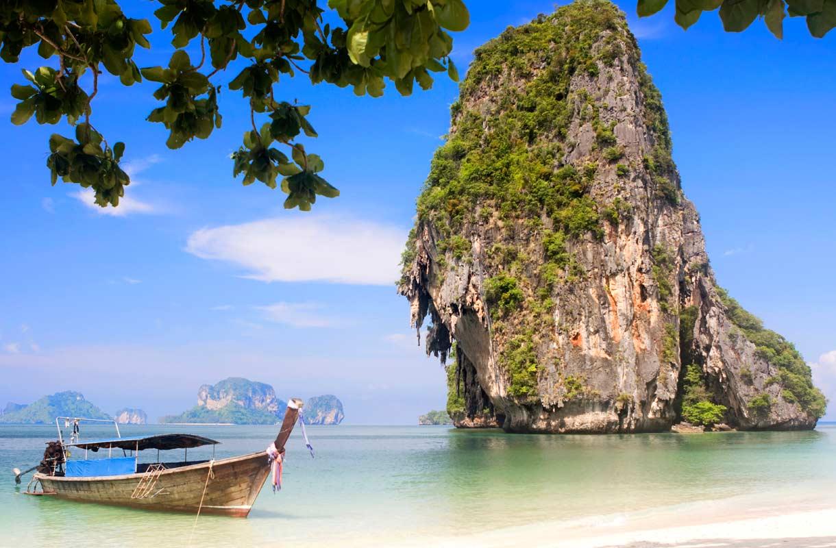 Thaimaan Krabi