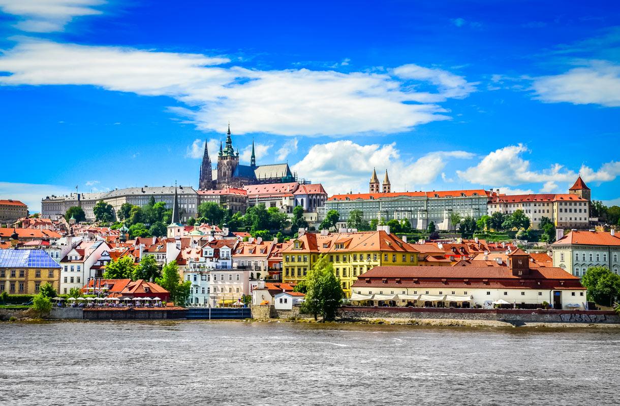 Praha, Tšekki