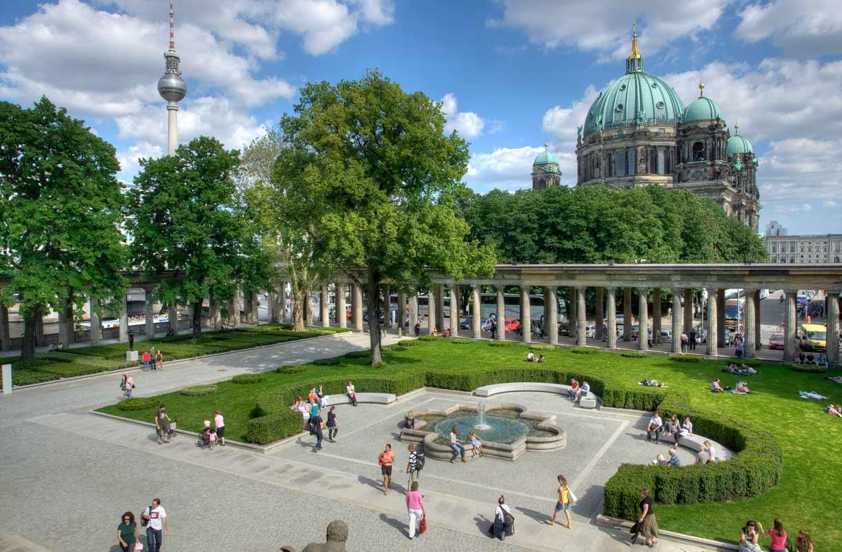 Saksan pääkaupunki Berliini
