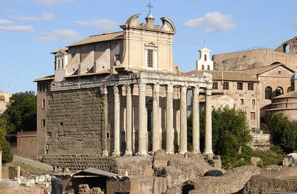 Antoniuksen Temppeli