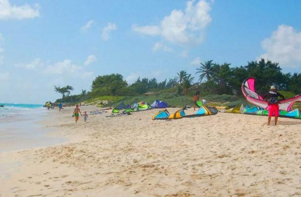 Barbados on surffaajan paratiisi