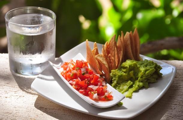 Salsa ja guacamole