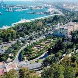 Málaga Espanja