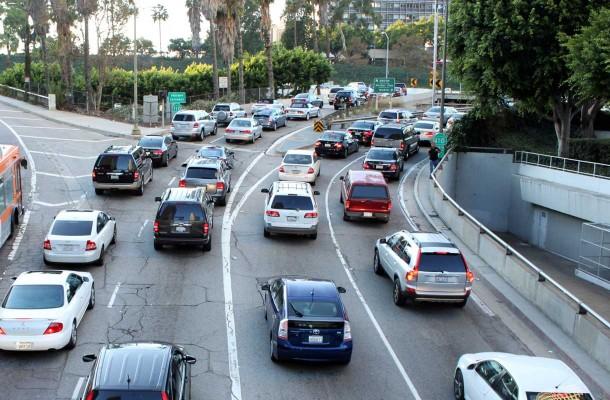 Los Angeles ruuhka