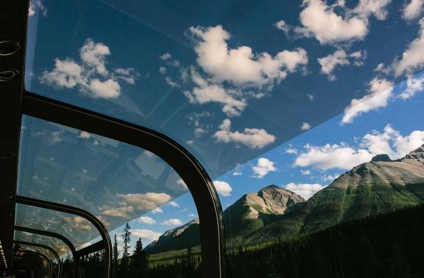 Rocky Mountaineer -juna