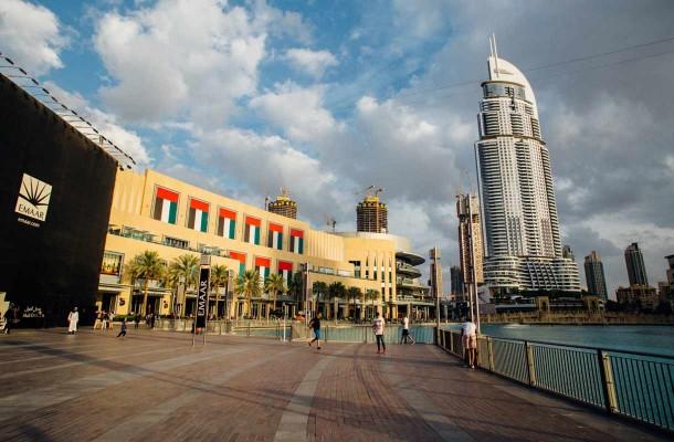 Dubai Mall, Arabiemiraatit