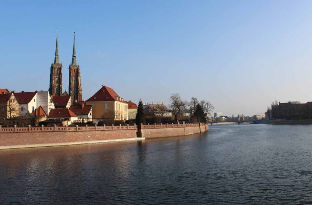 Wroclawin katedraali