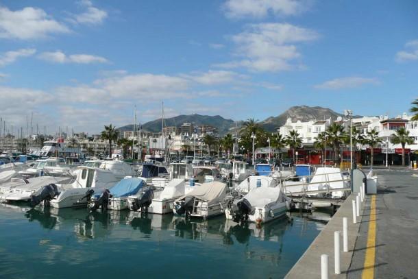 Benalmadenan Puerto Marina