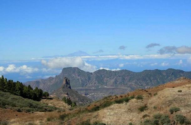 Tejedan kraatteri Gran Canarialla