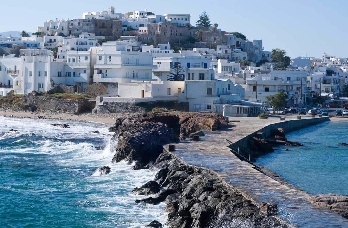 Kreikka Naxos